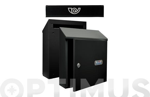 Recogecartas + bocacartas kit-11 negro