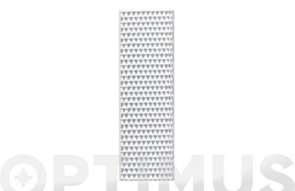 Cinta persiana 22 mm normal blanco 22 mm x 5 m