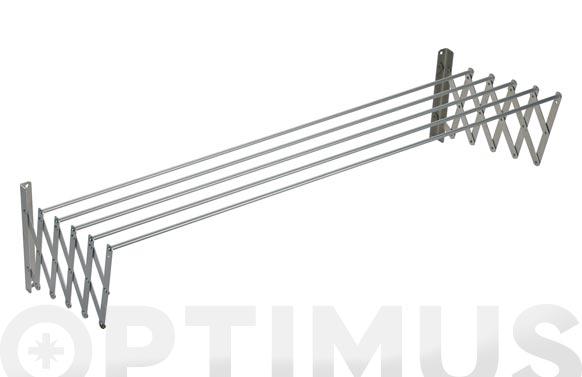 Tendedero extensible aluminox 160 cm