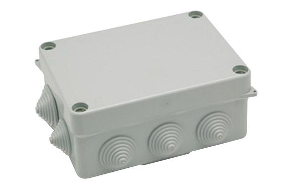 Caja estanca ip55 10 conos 153 x 110 x 63 mm