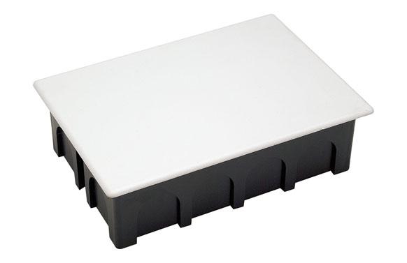 Caja tapa garra metalica 160 x 100 x 50 mm