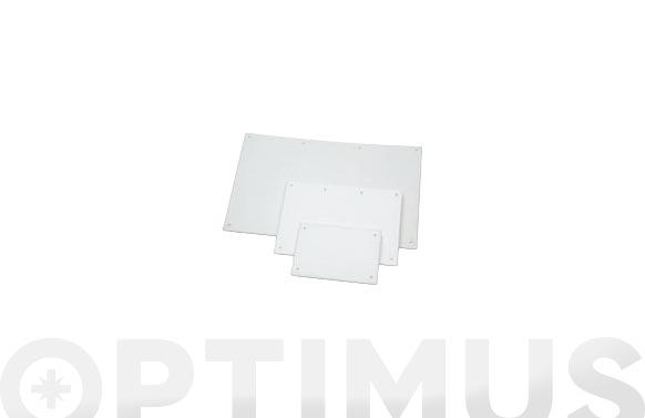 Tapa cuadrada 100x100 con garra t-3201