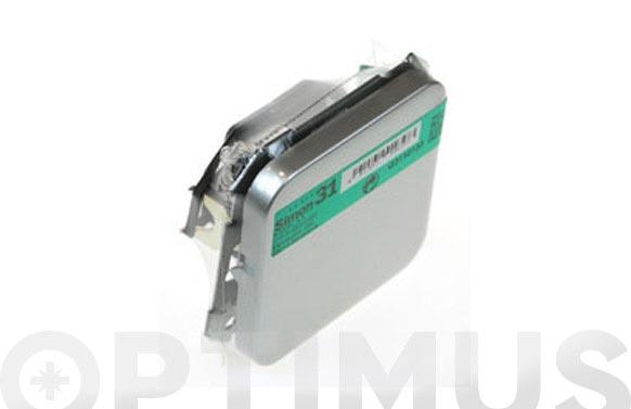Conmutador cruce aluminio serie 31