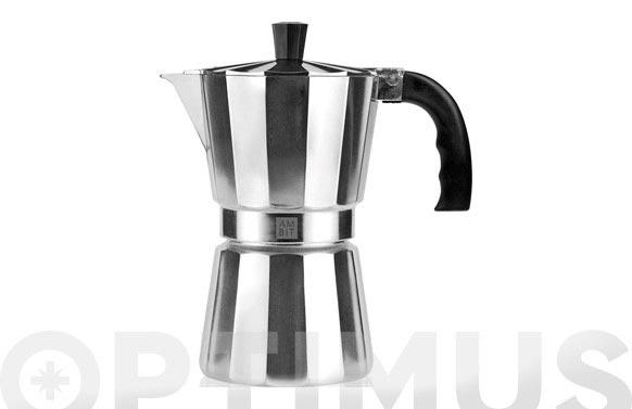 Cafetera aluminio 1 taza