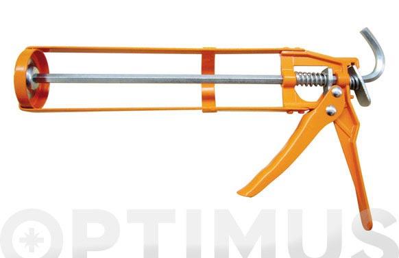 Pistola silicona 7:1 310 ml skeleton profesional