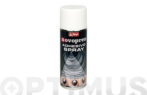 Adhesivo novopren spray removible 400 ml