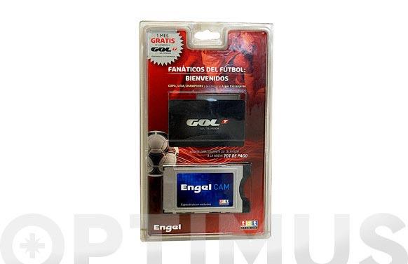 Receptor tdt premium gol tv rt7900pcmcia
