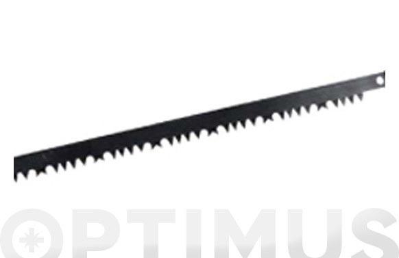 Hoja sierra tronzar diente americano 24 -61 cm