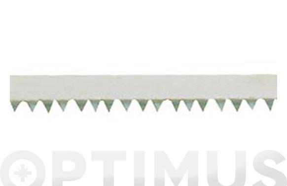 Hoja sierra tronzar diente normal drako 21 -53,3 cm