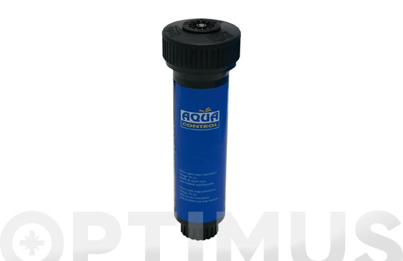 Difusor 10 cm con boquilla regulable de 25. a 360. alcance de 2 a 5 m.