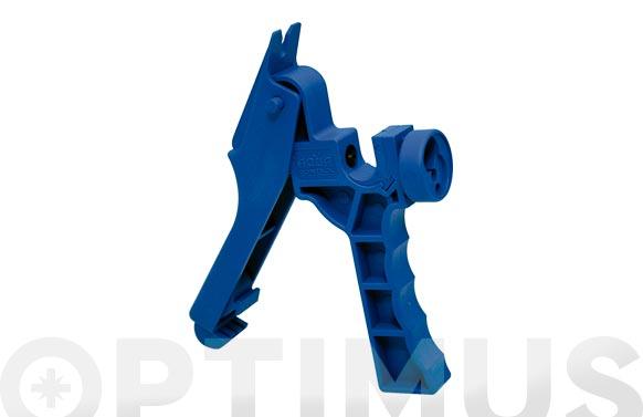 Herramienta multiusos para tuberia de 12, 16 y 20 punzon - insertador - extractor