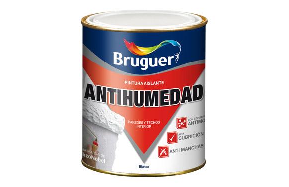 Pintura antihumedad 750 ml blanco