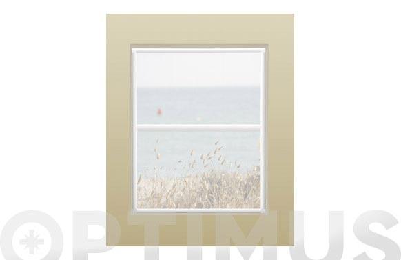 Mosquitera cuadro fijo  + clip hawai 120x120 cm