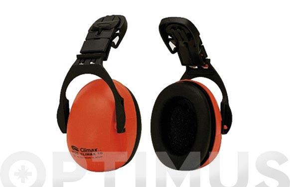 Protector auditivo climax 16-p para casco snr 27 db