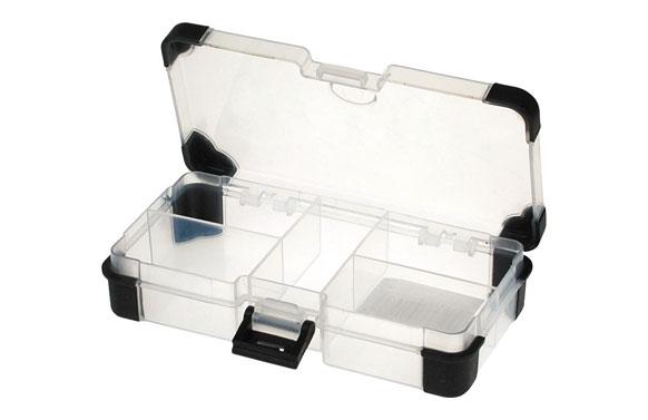 Clasificador plastico con cantoneras anti chock 75 x 140 x 30 mm