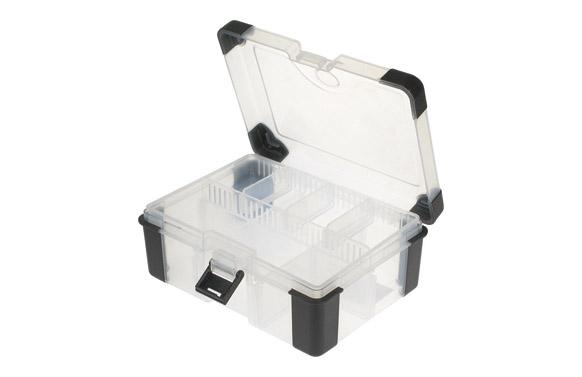 Clasificador plastico con cantoneras anti chock 125 x 160 x 60 mm