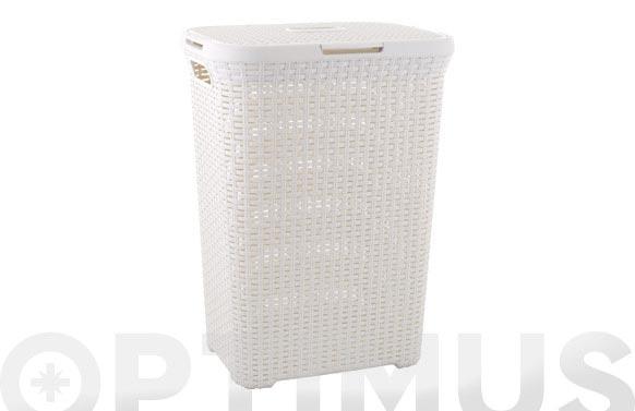 Pongotodo natural style 60l blanco