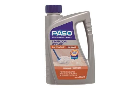 Limpiador uso diario suelos laminados 1 l