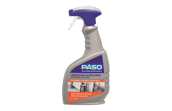 Limpiador acero inoxidable 500 ml