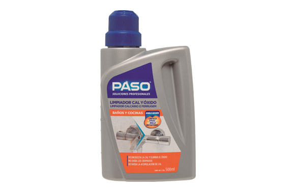 Limpiador cal y oxido profesional 500 ml