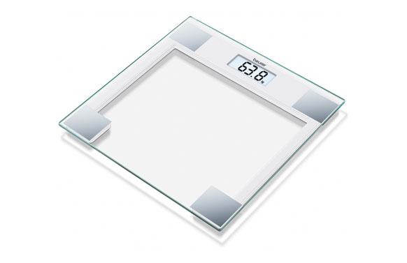 Bascula baño digital gs-14 cristal