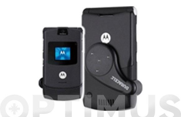 Cargador bateria movil mygrid acc mini usb