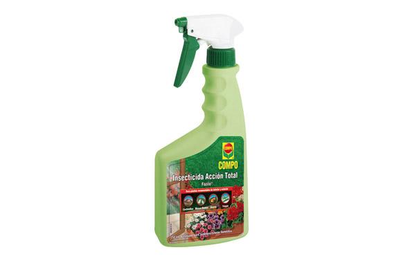 Insecticida accion total pistola 750ml