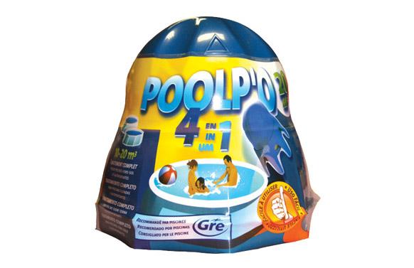 Cloro tratamiento mensual poolpo 0-10 m3