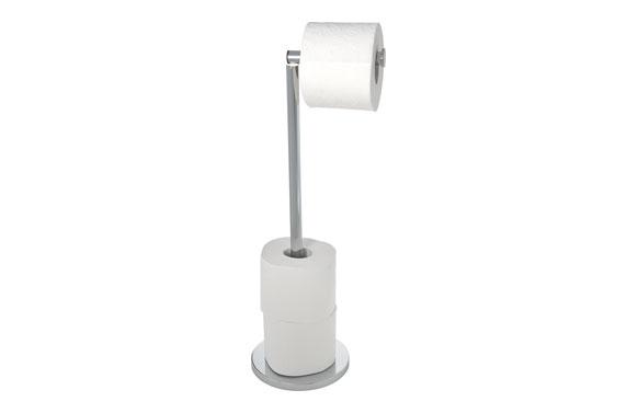 Portarollo wc alm vertical inox