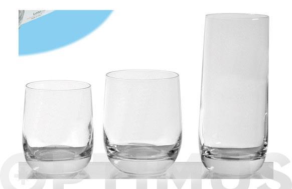 Vaso loto agua pack 3 uds 27.5 cl