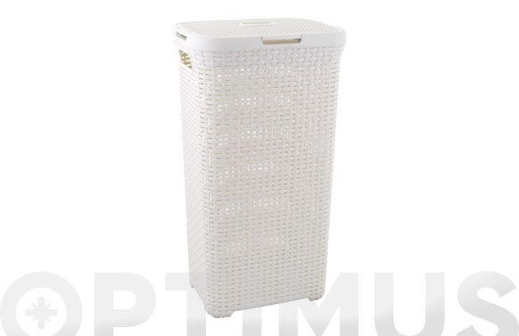 Pongotodo natural style blanco 40 l