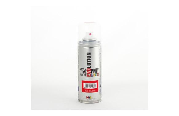 Pintura spray acrilica evolution 270 cc ral3000 rojo brillo