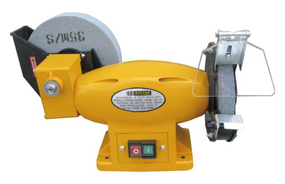 Esmeriladora 150 mm 150-200 combi 370 w