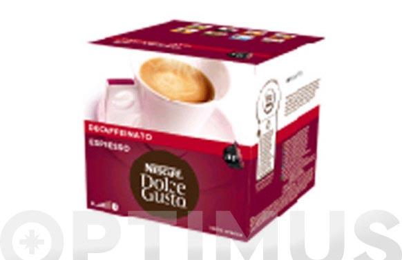 Capsula dolce gusto pack 16 uds expresso intenso descafeinado