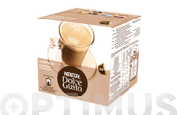 Capsula dolce gusto pack 16 uds cortado