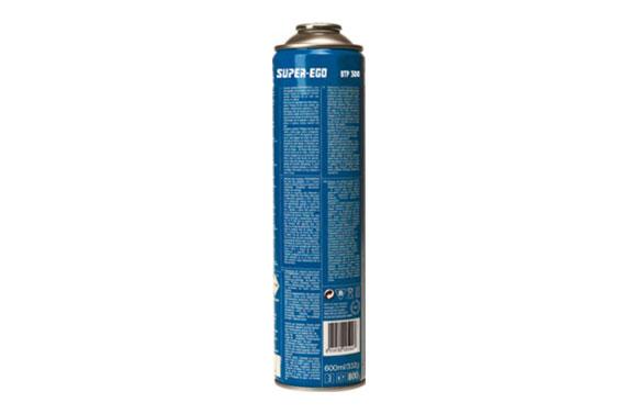 Cartucho gas con valvula 600 ml bpt300/338 gr