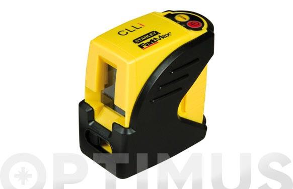 Nivel laser autonivelante con puntal fat max clli