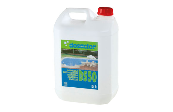 Alguicida liquido ds50 5l