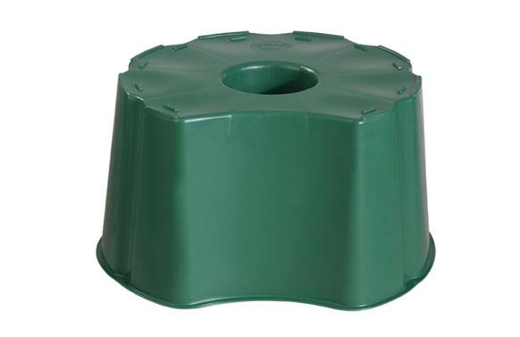 Base para deposito agua redondo 210 l