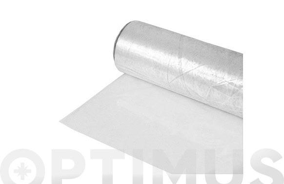 Plastico polietileno g-400 transparente 2 x 5 m