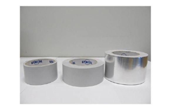 Cinta de aluminio 50 micras 10 m x 50 mm