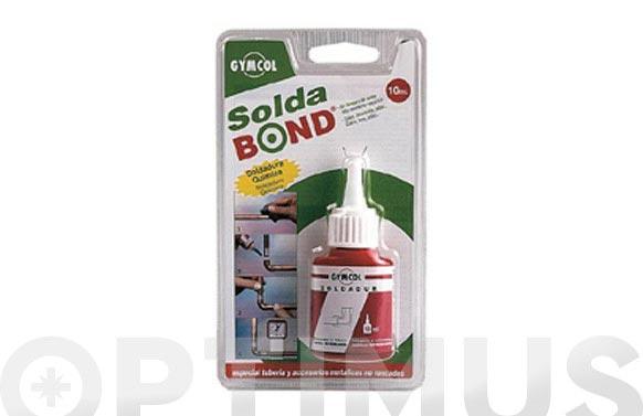 Soldadura quimica soldabond 10 ml