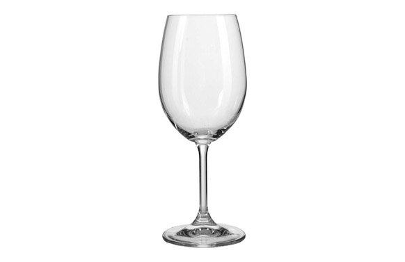 Copa cristal bohemia lara agua /vino-45cl