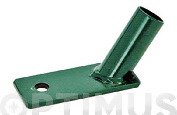 Placa base tornapuntas d.35 verde