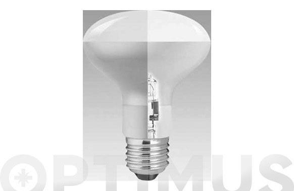 Lampara halogena eco reflectora 42w e14 r50