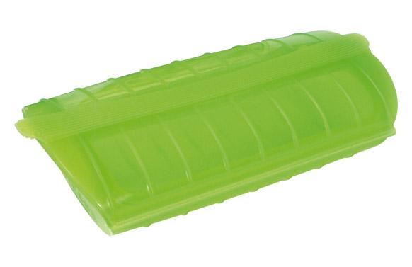 Estuche vapor 3-4 con rejilla verde