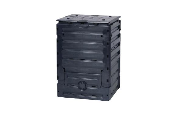 Compostador eco master 300 l. 60 x 60 x 90 cm