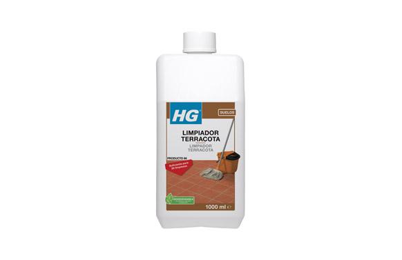 Limpiador abrillantador uso diario terracota 1 l