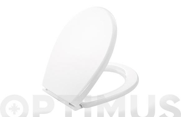 Tapa wc noah blanca 35,5 cm x 41,5 min-43,5 max