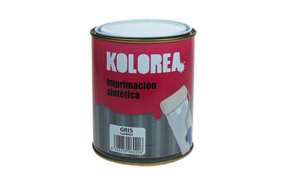 Imprimacion sintetica antioxidante 1 kg gris